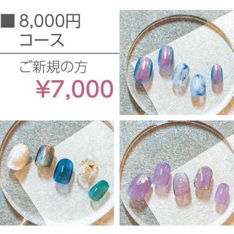 定額アート8,000円